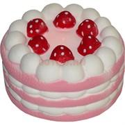 Сквиши Торт светящийся 12 шт/уп