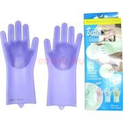 Многофункциональные силиконовые перчатки Better Glove 80 шт/кор