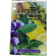 """Табак для кальяна Adalya 50 гр """"Grape-Mint-Lemon"""" (виноград-мята-лимон) Турция"""