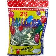 Шарик Magic Globes 12 дюймов «зеленые» 25 шт