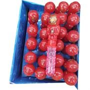 Мыльные пузыри 17 см «Железный человек» 24 шт/уп