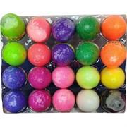 Шариковый пластилин в яйце 8,5x5,5 см 24 шт/уп