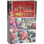 Табак для кальяна AL SAHA 50 гр «Spanish Berry»