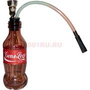 "Бонг стеклянный ""Бутылка кока-колы, спрайт и др."" 19 см 12 шт/бл"