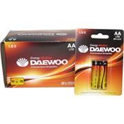 Батарейки алкалиновые Daewoo АА 20 шт/уп