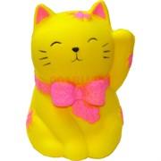 Сквиши «кот манэки» 12 шт/уп