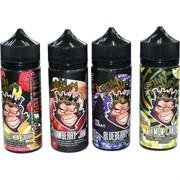Жидкость для испарителей 120 мл Frankly Monkey 6 мг (Black Edition)