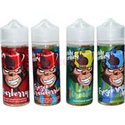 Жидкость для испарителей 120 мл Frankly Monkey 3 мг