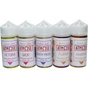 Жидкость для испарителей 100 мл Atmose 0 мг серия Reborn в ассортименте