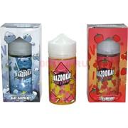 Жидкость для испарителей 200 мл Bazooka 3 мг серия Sour Straws
