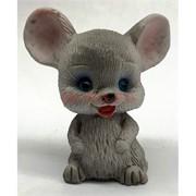 Маленький (23) мышонок из полистоуна 6,2 см
