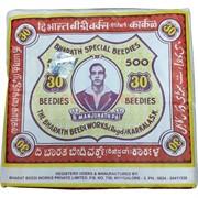 Сигареты Биди Бхарат (500) цена за упаковку из 20 пачек