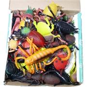 Резиновые игрушки «Жуки и Тараканы» 36 шт/уп