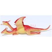 Игрушка резиновая 12 см «Дракон» 144 шт/уп