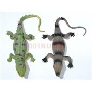 Резиновая игрушка «Крокодил» 18 шт/уп