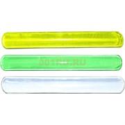 Браслеты скручивающиеся 100 шт/уп светящиеся