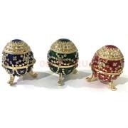 Яйца-шкатулки Фаберже (1852)