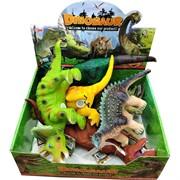 Динозавры со звуком (MC-618) резиновые 72 шт/кор