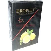 Табак для кальяна DROPLET Virginia Tobacco 50 гр «Lemon»