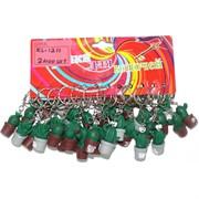 Брелок резиновый (KL-1211) «Кактус» 120 шт/уп