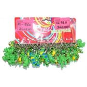 Брелок резиновый (KL-1554-1611) Черепашки-ниндзя 120 шт/уп