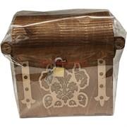 Сундук-шкатулка (MS-75)  деревянный с замком