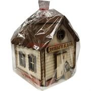 Копилка деревянная (MS-77) «Деньги в дом»