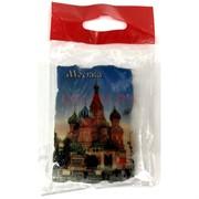 Магнит керамический (MS-105) «Москва Собор Василия Блаженного»