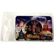 Магнит виниловый (MS-152) «Москва»