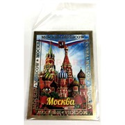 Магнит виниловый (MS-154) «Москва»