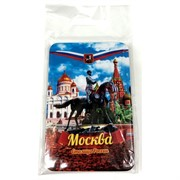 Магнит виниловый (MS-158) «Москва»