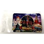 Магнит виниловый (MS-159) «Москва»