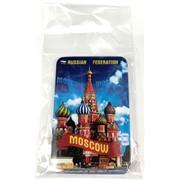 Магнит виниловый (MS-165) «Москва»