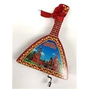 Балалайка (MS-198)  деревянная музыкальная