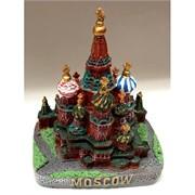 Статуэтка (MS-218) «Кремль» из керамики