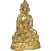 Статуэтка Будда бронзовая 5 см