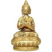 Фигурка бронзовая Будда 8 см