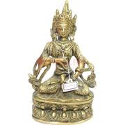 Тара статуэтка бронзовая 21 см