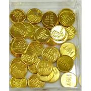 Монеты металлические 2,5 см в ассортименте