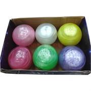 Magic Ball Slime слайм-лизун большой перламутровый 6 шт/уп