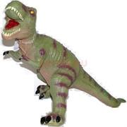 Динозавры мягкие со звуком 70 см 9 видов