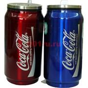 Пластмассовая бутылка «Coca Cola» (P-423) для напитков 60 шт/уп