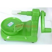 Яблокочистка (P-430) зеленая 24 шт/коробка