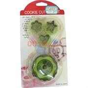 Cookie Cutter (P-223) формочки для выпечки 144 шт/кор