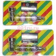 Трубка курительная «четыре шарика» 2 вида