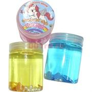 Лизун (9676) Unicorn Slime 12 шт/уп