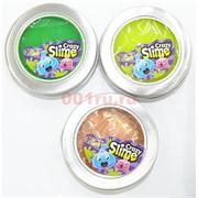 Crazy Slime цветной 24 шт/уп
