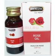 Масло розы «Hemani» 30 мл