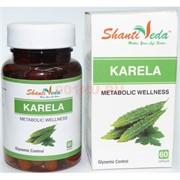 Карела в капсулах по 60 шт «Shanti Veda» 250 мг