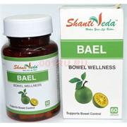 Баэль в капсулах по 60 шт «Shanti Veda» 250 мг
